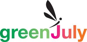 Green July Logo